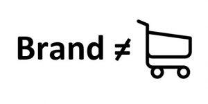 Brands are not online-retailers